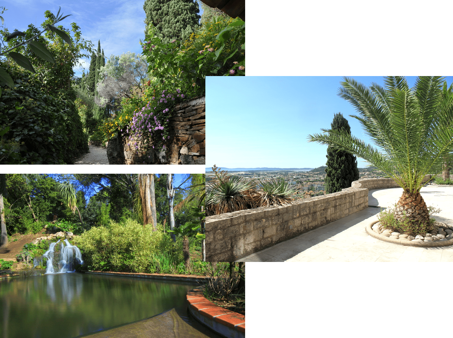 Jardins Hyères