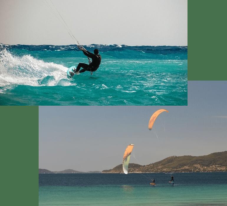 Kite surf Giens